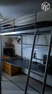 lit mezzanine avec bureau ikea achetez lit mezzanine ikea occasion annonce vente à brignoles 83