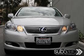 lexus 450h gs hybrid sedan first drive 2011 lexus gs450h review