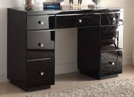black makeup table with mirror mugeek vidalondon