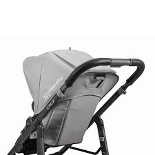 uppababy black friday uppababy cruz pushchair leather handlebar cover in black u2013 natural