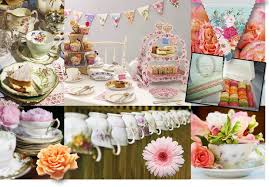 garden tea party decoration with table centerpieces 1000 images