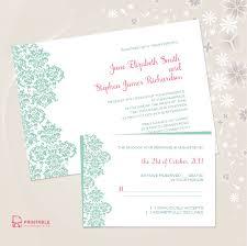 printable wedding invitation kits 22 free printable wedding invitations