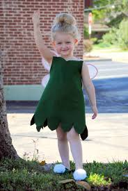 Halloween Costumes Tinkerbell Tinkerbell Costume Green Pillow Case Cut Hole Head