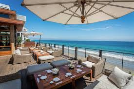 Sunday Brunch Buffet Los Angeles by 16 Beachside Dining Spots Perfect For A Summer Meal In Los Angeles