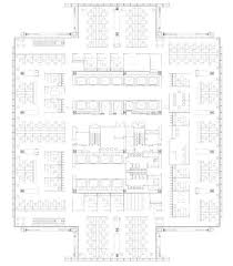 the floor plan of a new building is shown floor plan of the new renzo piano pavilion at the kimbell art
