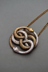 snake jewelry necklace images Auryn necklace infinite snake necklace snake jewelry snake jpg