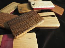 Store Business Credit Cards 8 Best Wood Wallets 90 00 To 300 00 Images On Pinterest