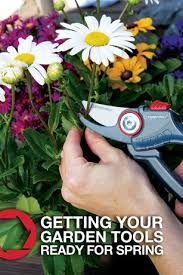 Ready For Spring by Get Your Garden Tools Ready For Spring