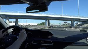 mercedes c class fuel economy 2014 mercedes c class w204 c200 part 4 test drive inner city