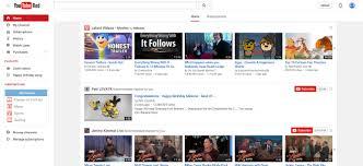 youtube home free