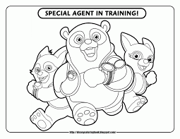 coloring pages disney jr coloring home