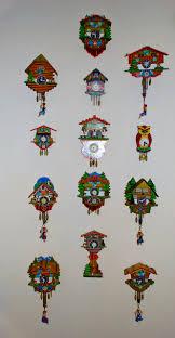 Ebay Cuckoo Clock My Collections 14 Cuckoo Clocks Missbargainhuntress