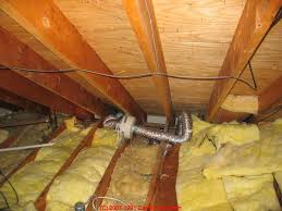 Ceiling Insulation Types by Fiberglass Photo Guide To Identifying Fiberglass Building