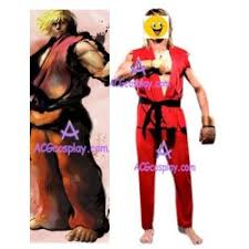 street fighter cosplay acgcosplay