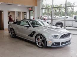 2014 ford mustang premium convertible 2014 ford mustang gt premium roush stage 3 5 0l 4v ti vct v8