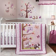 Crib Bedding Set With Bumper Nursery Beddings Levtex Baby Night Owl Lamp As Well As Cheap