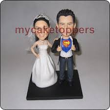 custom wedding cake toppers and groom custom wedding cake topper form your photo