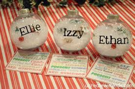 make personalized ornaments rainforest islands ferry