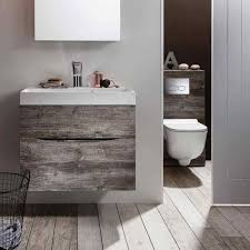 bauhaus glide ii wall hung vanity unit uk bathrooms