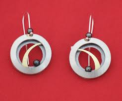aluminum earrings j r franco contemporary canadian aluminum jewellery aluminum