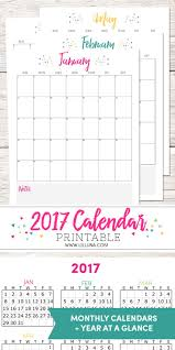 2 page monthly planner template the 25 best printable calendars ideas on pinterest 2017 free 2017 printable calendar even has a notes section on the bottom to help you