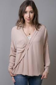 criss cross blouse criss cross blouse blouse elan international