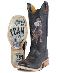 tin haul men u0027s open roper boots fort brands