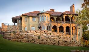 Mediterranean Style Mansions House Plans Tuscany Designs Tuscan Floor Plans Tuscan House Plans