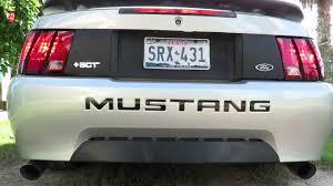 02 mustang v6 02 mustang v6 true dual exhaust