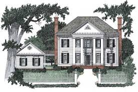 colonial style house plans colonial floor plan 4 bedrms 4 5 baths 3435 sq ft 102 1050