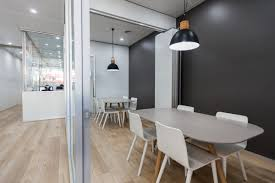 office partitions melbourne wall glass curtain and room dividers