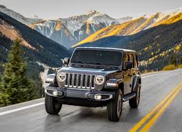 lowered 4 door jeep wrangler the all new 2018 jeep wrangler unveiled ahead of la auto show