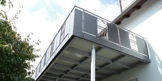 balkon stahlkonstruktion preis balkonbau auburger stahl anbaubalkone balkonanbauten mit