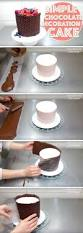 forget complicated cake decorating tools as bubble wrap comes to