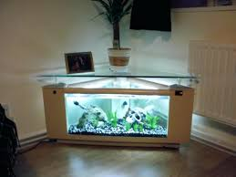 Aquarium Coffee Table How To Build An Aquarium Coffee Table E To Build An Aquarium E