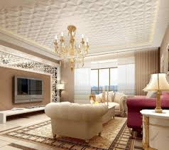 Ceiling Lighting Living Room by 25 Elegant Ceiling Designs For Living Room U2013 Home And Gardening Ideas