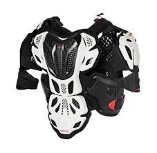 full motocross gear alpinestars a 10 full chest protector transworld motocross