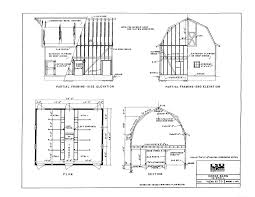 28 barn plan gambrel roof barn plans barn plans vip small
