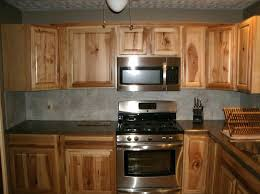 rta hickory kitchen cabinets home depot natural hickory kitchen