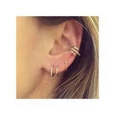 huggie hoop earrings zoë chicco 14k pave huggie hoops
