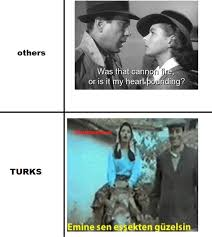 Turkish Meme - others was that cannon fire or is my heart pounding turks emine
