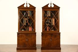 Antique Corner Curio Cabinet Sold Cupboards Pantries Cabinets Harp Gallery Antiques