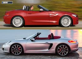 porsche boxster 2012 2012 bmw z4 sdrive35is vs 2013 porsche boxster s