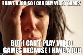Thank God Meme - thank god i don t have a job imgflip