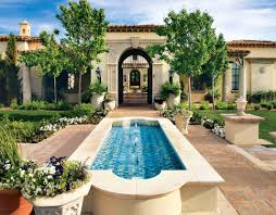 100 spanish house plans with courtyard spanish style homes