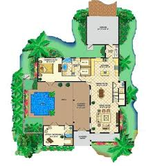 courtyard house plans plan 81384w open courtyard home plan mediterranean house