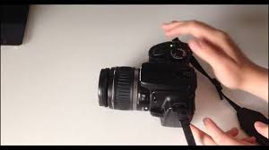 canon eos rebel xti manual shutter speeds canon eos xti ej how to youtube