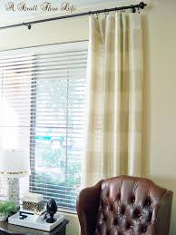 how high to hang curtains 9 foot ceiling a stroll thru life tell me your opinion how do you hang drapes