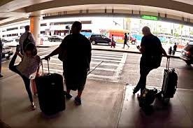 are airports busy on thanksgiving day 4 ways to cope with the stress of lax expected to be nation u0027s