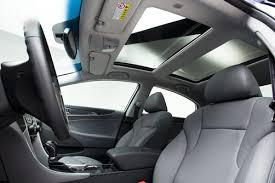 2011 Sonata Interior Hyundai Sonata Hybrid